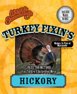 Turkey Fixin's - HICKORY