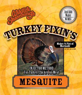 Turkey Fixin's - MESQUITE