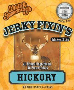 Jerky Fixin's - HICKORY