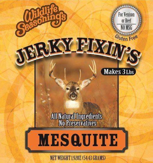 Jerky Fixin's - MESQUITE