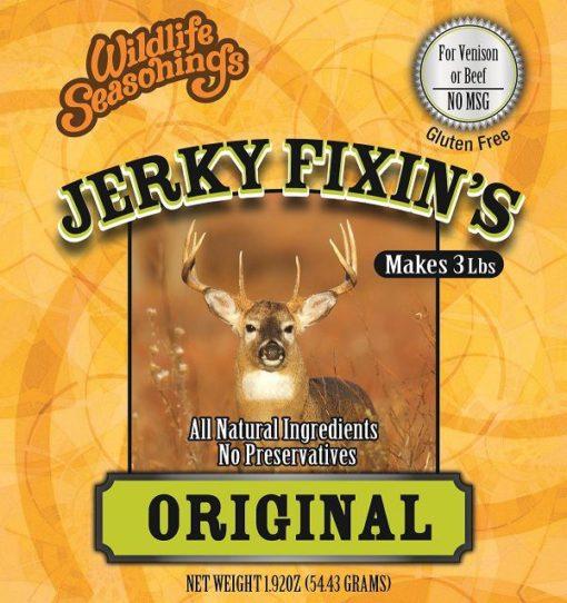 Jerky Fixin's - ORIGINAL