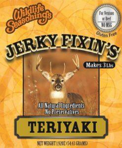 Jerky Fixin's - TERIYAKI