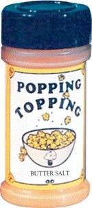 Popcorn Butter Salt
