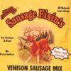 Venison Sausage Mix